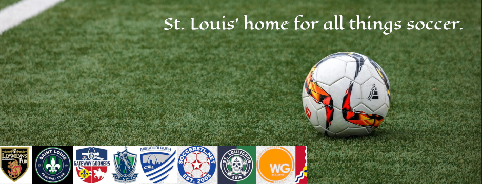 St. Louis, STL, Soccer, STLFC, Missouri, Rush, Gateway Gooners, Webster Groves Soccer Club, St. Louigans, Youth Soccer, Soccer Friendly